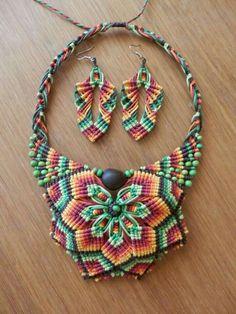 #collar #gargantilla #aros