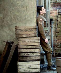 Thomas Barrow from Downton Abbey