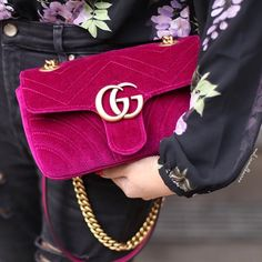 Gucci Marmont Velvet