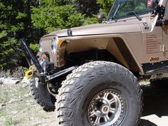 Diy Highline Fenders For More Clearance And A Low Center