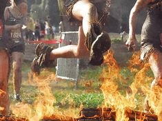 4 Ways to Train for an Obstacle Course Race