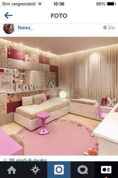 Leuke idee voor mijn nieuwe kamer misschien????!!!