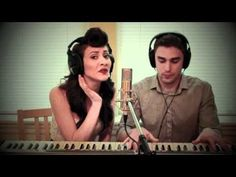 Still loving this cover of Just A Kiss from Karmin Music!
