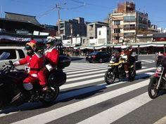 京都に♪ゴジラ、サンタクロース 現る!!! - ごんたの部屋♪ブログ版