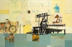 Excitement:   Robert Mars  mixed media on canvas    Size: 61cm x 91.4cm  Media: Mixed media on canvas      ...