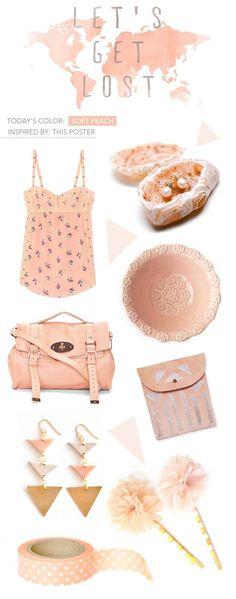 SOFT LOVE - Dinge die man lieben muss ... in Apricot (Farbpassnummer 14) Kerstin Tomancok / Farb-, Typ-, Stil & Imageberatung