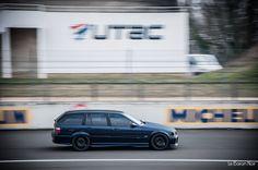 BMW E36 Touring | Le Baron Noir | Flickr