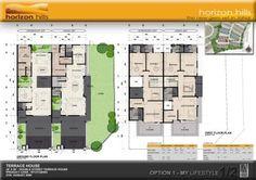 graphic design: Architectural Presentation Board