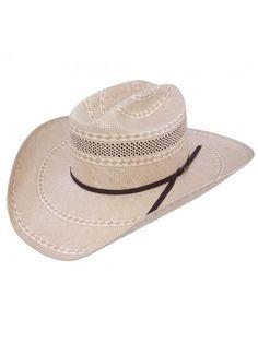Resistol Tuff Hedeman Puncher - (20X) Straw Cowboy Hat  bcfce1d0bad4