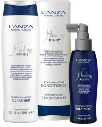 May sees the release of haircare brand L'ANZA's Healing Remedy range.