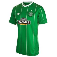 The first New Balance Celtic Home Kit introduces a unique design with the famous hoops. The new Celtic Away Kit is classic, while the Celtic Bumble Bee Third Kit boasts a striking design. Nike Football Kits, Football Jerseys, Soccer Teams, Team Shirts, Sports Shirts, Celtic Fc, Soccer Shoes, Running Shirts, Sleeveless Shirt