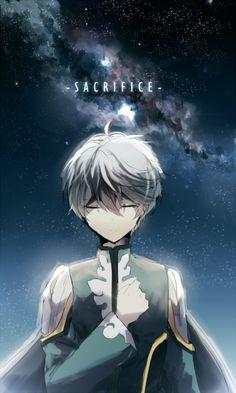 Tales of Zestiria. Mikleo. Sacrifice.
