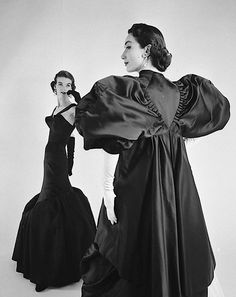 Charles James 1950s
