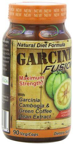 Nutri-Fusion Systems Garcinia Fusion Maxiumum Strength 90 Vegicaps -- Awesome product. Click the image : Garcinia cambogia