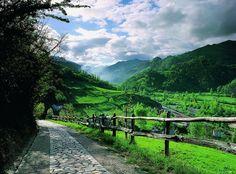 Vistas del Valle desde Serrapio