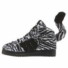 cheap for discount 3528f 0c782 adidas Jeremy Scott Zebra Shoes Adidas Kids Shoes, Zebra Shoes, Adidas  Official, Jeremy
