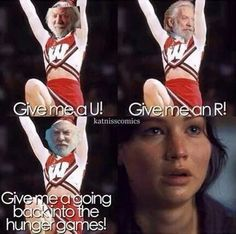 The Hunger Games humor | President Snow | Katniss Everdeen | Funny edits | Pics