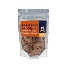 Maple Bacon Breakfast Bones Low Fat / No Wheat, Soy or Corn