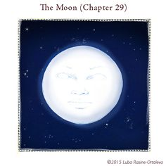 La luna llena... mágica, misteriosa. I never misread the moon before, but I did that night, and maybe, like my grandmamá says, it was supposed to be that way... maybe we make mistakes for a reason. - Itzel