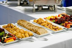 Do a breakfast buffet,Continental breakfast style