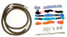 [my DIY] Tribal Necklace | I SPY DIY