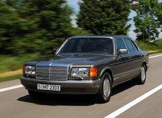 Mercedes-Benz 500SEL S-Klasse