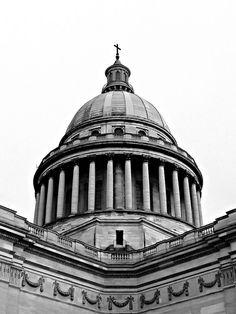 Pantheon, Paris B by Minastir eldain, via Flickr