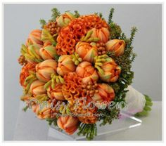 Bridal Bouquet • Daisy Flowers