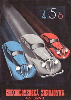 Kardaus brochure cover Czechoslovakia