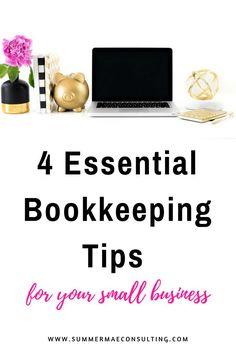 4 Essential Bookkeep