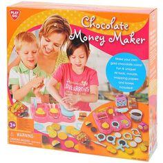 Chocolate Money, Multicolor