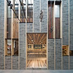 Neri & Hu Design Camper Flagship Showroom Shanghai | http://www.yellowtrace.com.au/2013/11/05/neri-hu-camper-shanghai-flagship/