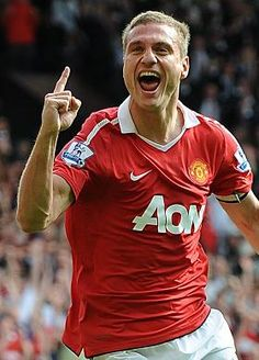 Can't wait to have captain Vida back for good! Football Is Life, Football Pics, Retro Football, Man Utd Squad, Manchester United Players, Hard Men, Best Club, Professional Football, Man United
