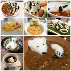 These Unbelievably Cute Japanese Style Meals that Are too Cute to Eat ! Japanese chefs and designers are the undisputed masters of the cute food industry Cute Snacks, Cute Food, Good Food, Food Crafts, Diy Food, Diy Dog Shampoo, Japanese Chef, Japanese Style, Food Garnishes