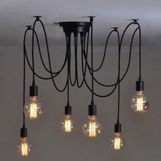 Image result for suspended rope lights