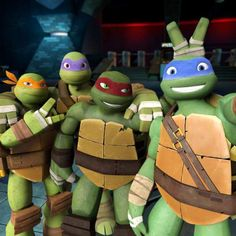 "OP: ""Is it just me, or does their body language remind you of their actual voice actors?"" 