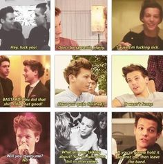 Haha, Louis