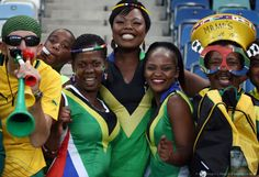 Proudly South African...
