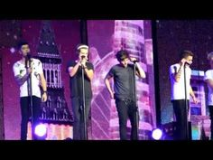 one direction - change my mind - vancouver 27/7/13 - YouTube
