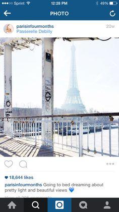 Paris in Four Months