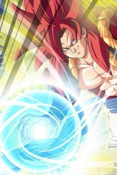 Dragonball GT Gogeta | DBZ desktop wallpapers http://www.fabuloussavers.com/dragon-ball-z-wallpapers.shtml