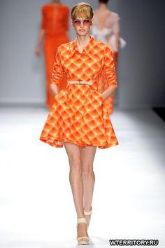 Cacharel. Весна-лето 2013 - Коллекции одежды Весна-Лето 2013