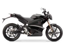 2013 Zero S Motorcycle.  Now, this is a HOT 100% electric bike.