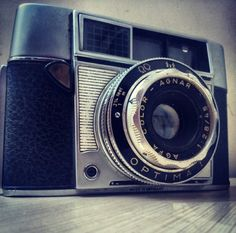 One of the old camera !!