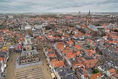 Delft shora - Delft, Jižní Holandsko