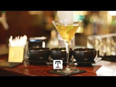 Tealeaves Mixology : The Lapsang Martini | Smoky Evenings with a Vodka Marteani | TEALEAVES - YouTube