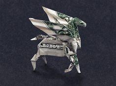 PEGASUS Money Origami