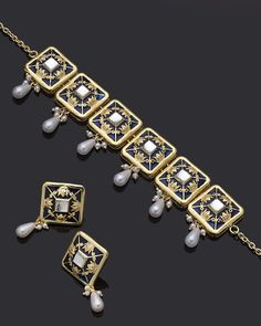 Black Gold Statement Choker set Inspired byTaj #fashion #stylish #wedding #necklace