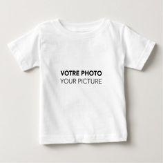 Produit personnalisé | Custom product Baby T-Shirt - kids kid child gift idea diy personalize design