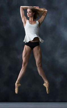 <<Hannah Fischer (The National Ballet of Canada) # Photo by Aleksandar Antonijevic>> Ballet Poses, Dance Poses, Ballet Dancers, La Bayadere, Misty Copeland, Ballet Girls, Ballet Photography, Action Poses, Lets Dance